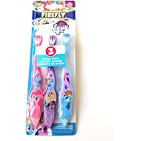 Firefly My Little Pony Toothbrush 3 pack