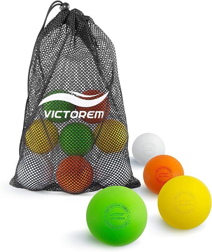 Victorem Lacrosse Balls - Multi-purpose Lacrosse Balls