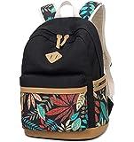 Lmeison Anime Luminous Backpacks, Teens Backpack Bookbags with USB Charging Port for Men Women, Laptop Bag Lightweight Anti-Theft Travel Daypack College Student Rucksack