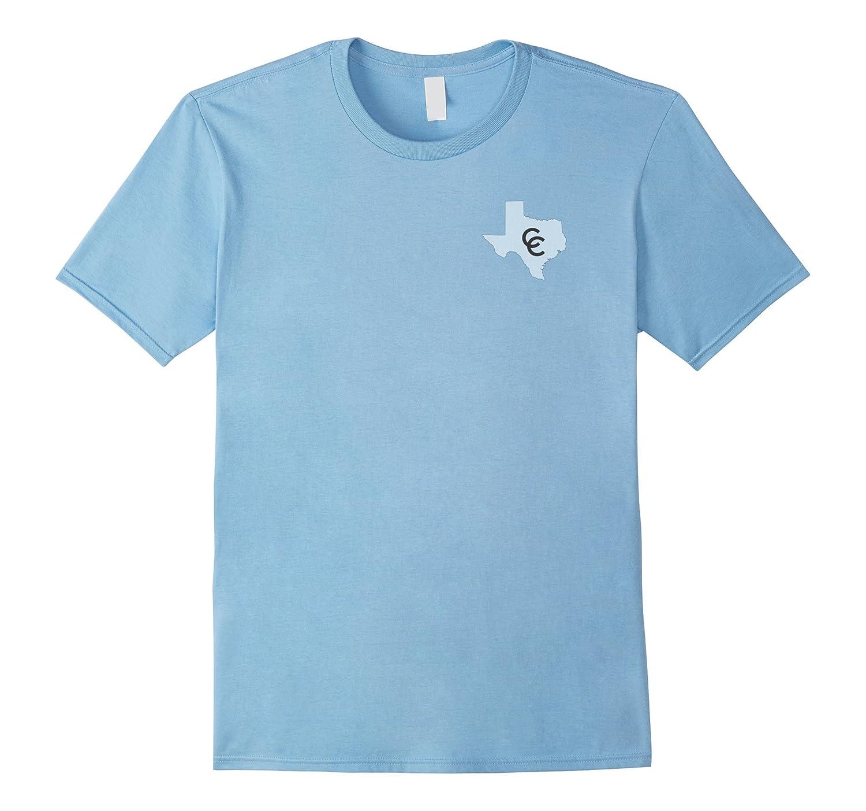 Crystal Crossing Leander Texas Shirt-T-Shirt