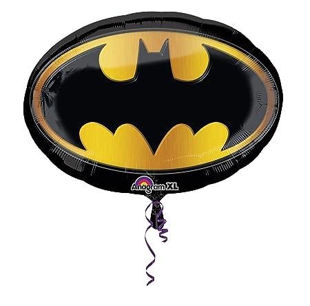 Gran Globo * Batman * para fiestas de cumpleaños infantil o ...