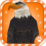 Virtual Pet Bald Eagle