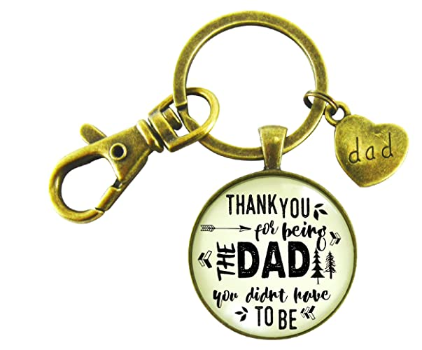 b5734581c752d Amazon.com  Thank You for Being the Dad You Didn t Have to Be Step ...