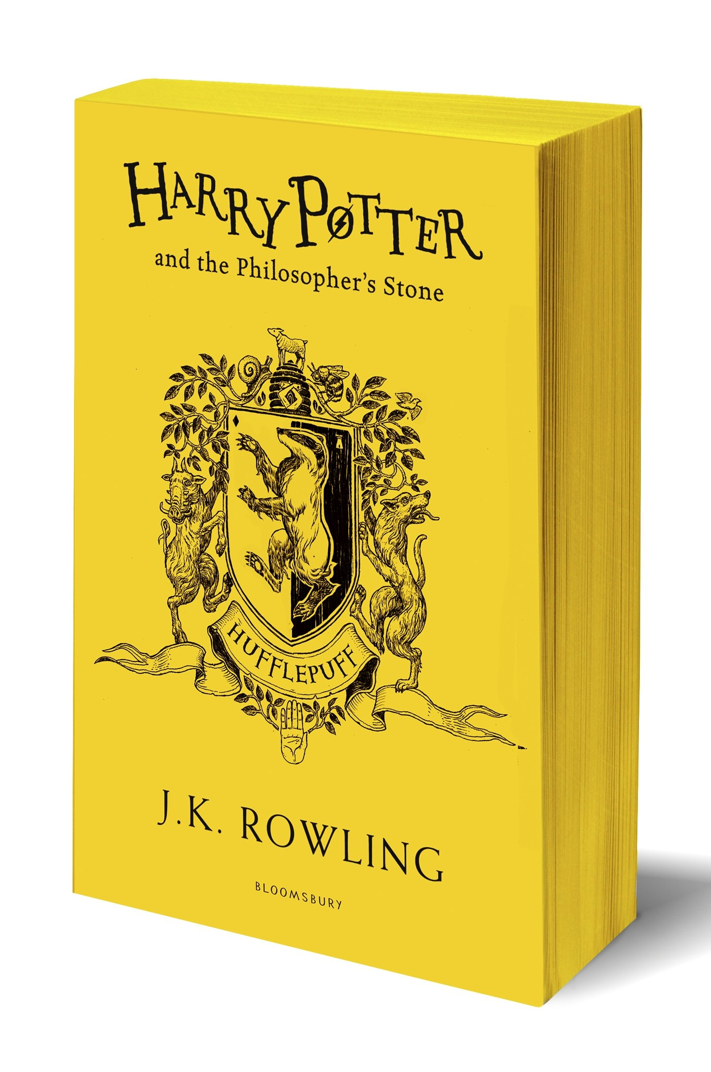 Harry Potter And The Philosophers Stone. Hufflep: Amazon.es ...