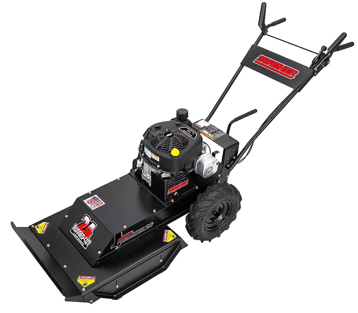 Best Self Propelled Lawn Mower Reviews 2018 [ JANUARY EDITION]