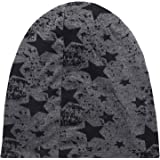Noise NOICAP-FAULT-IN-STARS-DARK-GRY Fault In Our Stars Polyester Beanie, Free Size (Black)