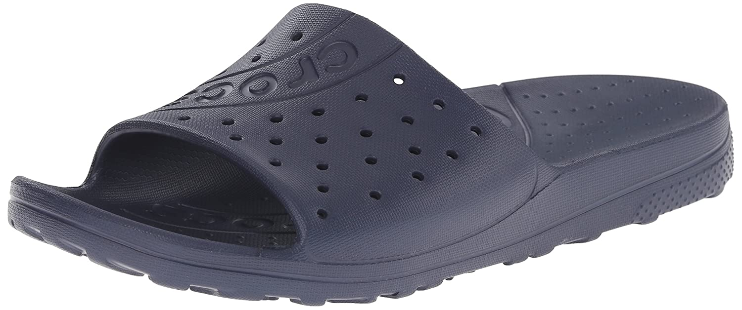Chawaii Slide, Mixte Adulte Sandales, Bleu (Navy), 39-40 EUCrocs