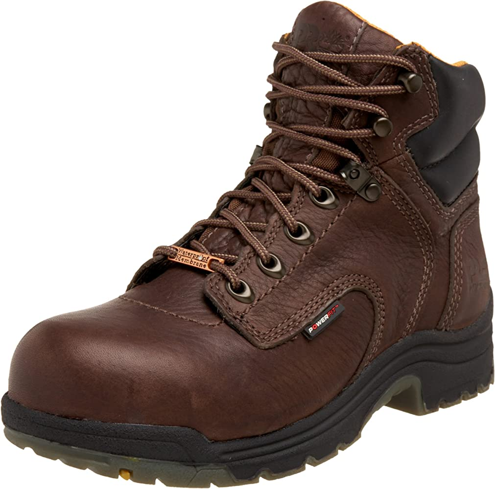 Waterproof Safety Toe Boot