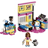LEGO Friends Olivia's Deluxe Bedroom 41329 Building Kit (163 Piece)