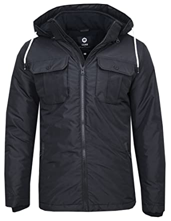 848b404246d737 JACK   JONES Herren Winterjacke FLICKER JACKET  Amazon.de  Bekleidung