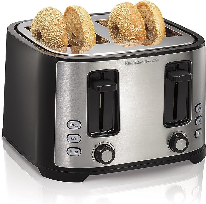 Top 10 Hamilton 24121 Toaster 4 Slice