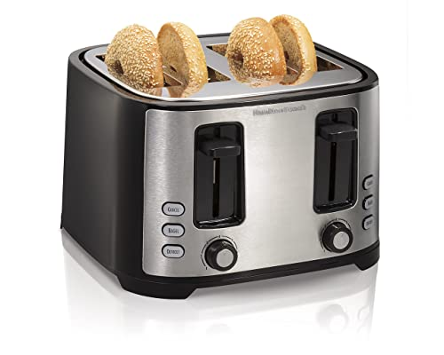 Hamilton Beach Extra-Wide 4-Slice Toaster (24633)