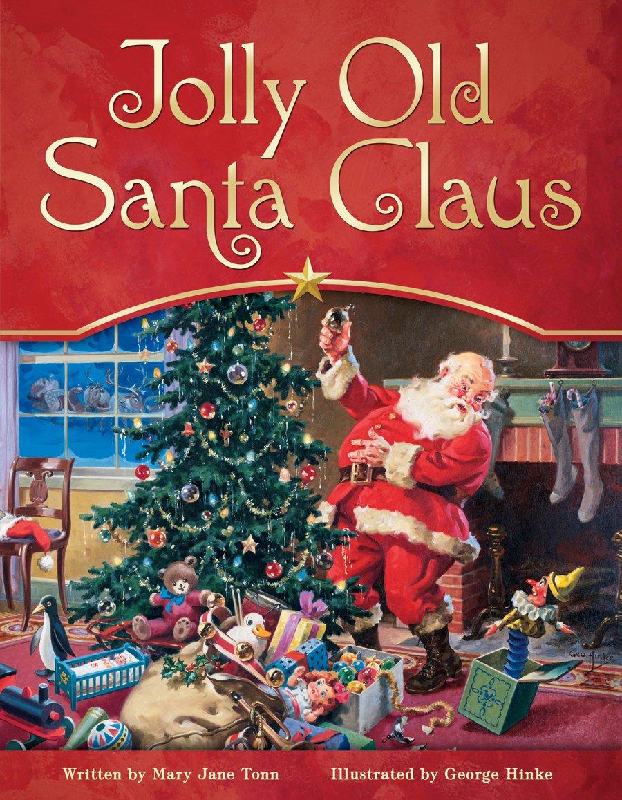 Jolly Old Santa Claus PDF