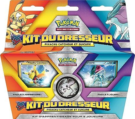 Pokémon - Cartas Kit Du Dresseur 2016 (POIN09): Amazon.es: Bebé