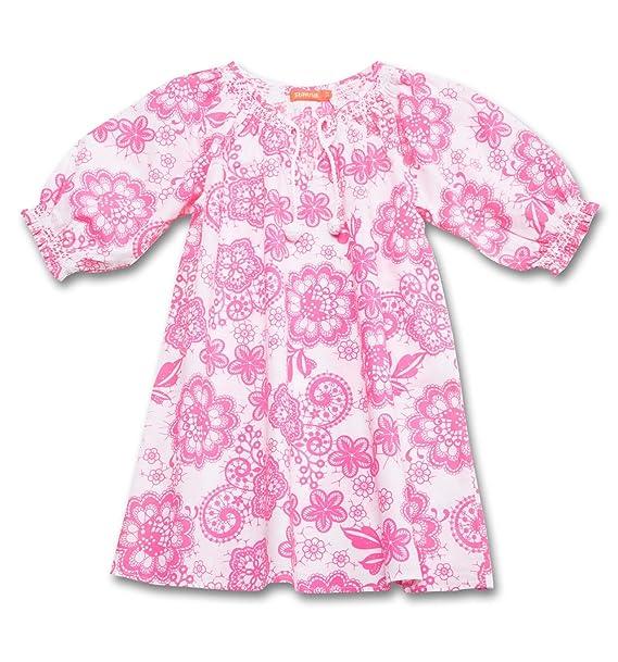 e70b43be68 Sunuva Baby Girls' Lace Kaftan Dress 1-2 Yrs Pink: Amazon.ca ...