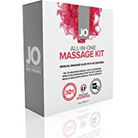 System Jo JO ALL-IN-ONE Massage Geschenk-Set
