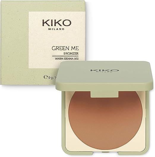 KIKO MILANO - Bronceador compacto con acabado mate: Amazon.es: Belleza