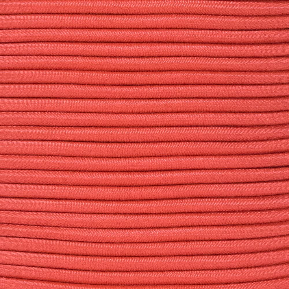 """PARACORD PLANET 3//16/"""" Elastic Bungee Nylon Shock Cord Available in Various Colors /& Sizes USA Made"""