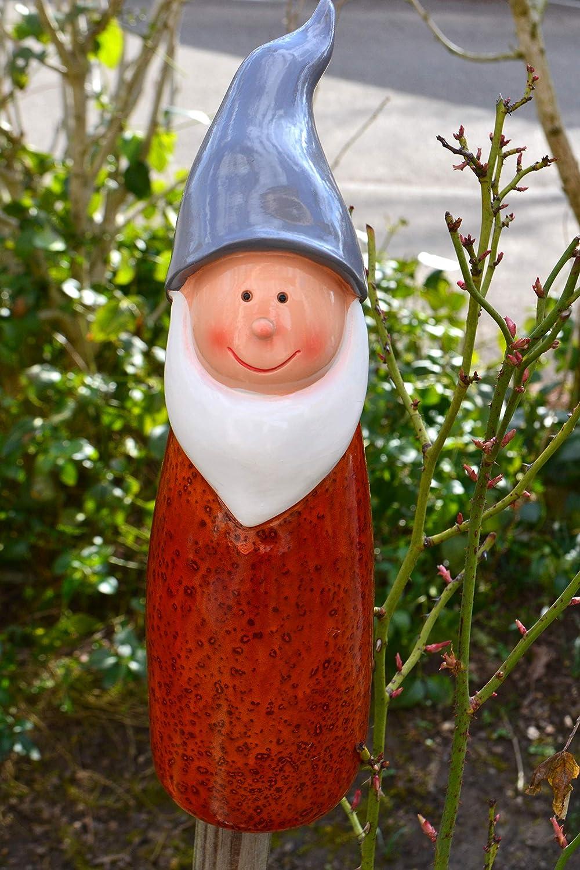 Valla taburete Enano de divertido Estable gucker enanito de jardín – Valla Valla de jardín (gucker – (polirresina y de metal para casa y jardín,: Amazon.es: Jardín