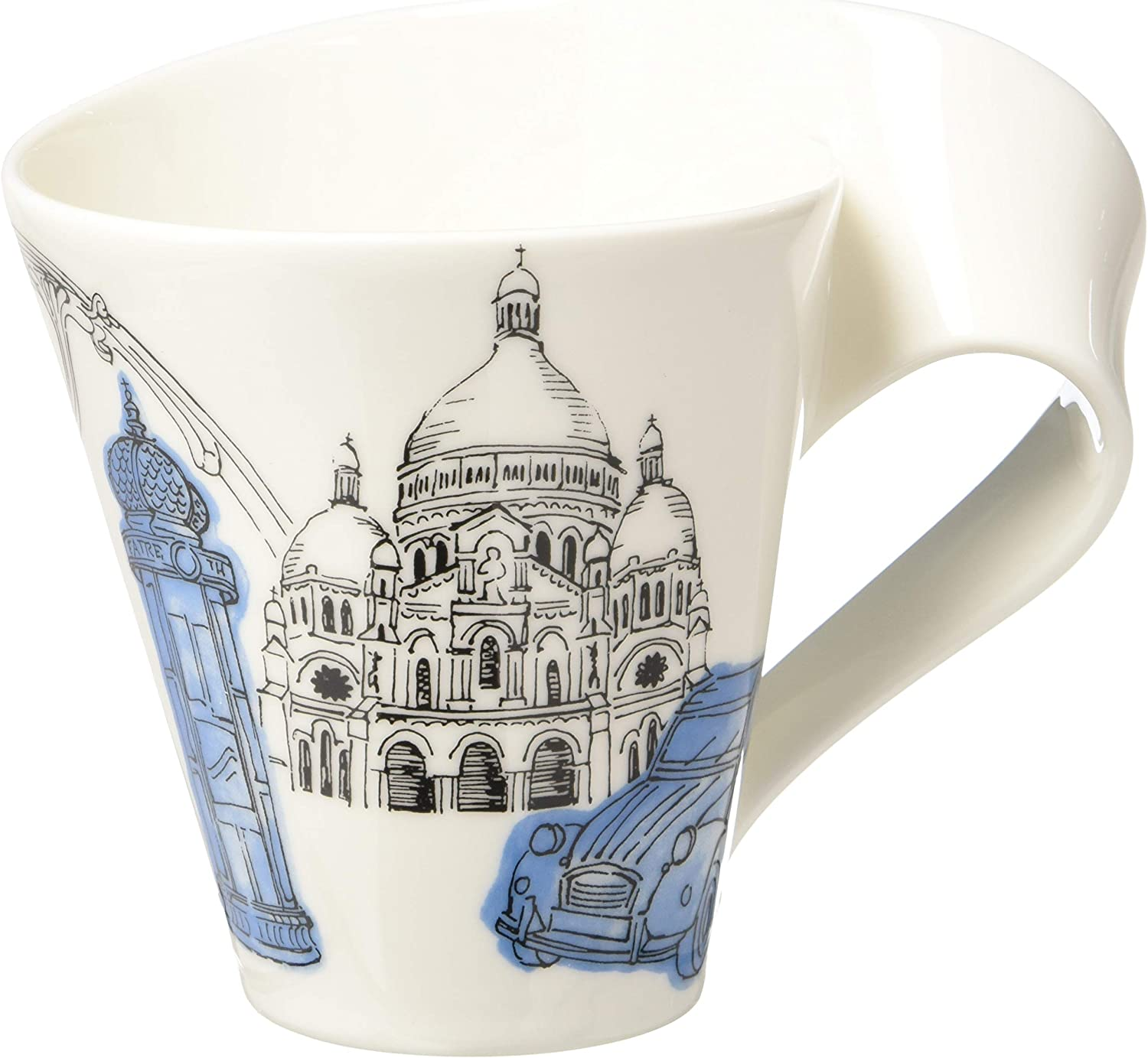 Villeroy /& Boch  /'New Wave Caffè Cities of the World International/' Becher  ..