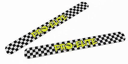 Protector Pro Elite básico F1 (Logo en Color Amarillo flúor ...