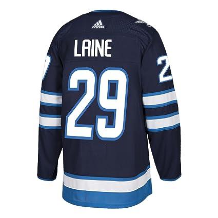 Amazon.com   adidas Winnipeg Jets Patrik Laine Authentic Pro Jersey ... ba3bc4a77