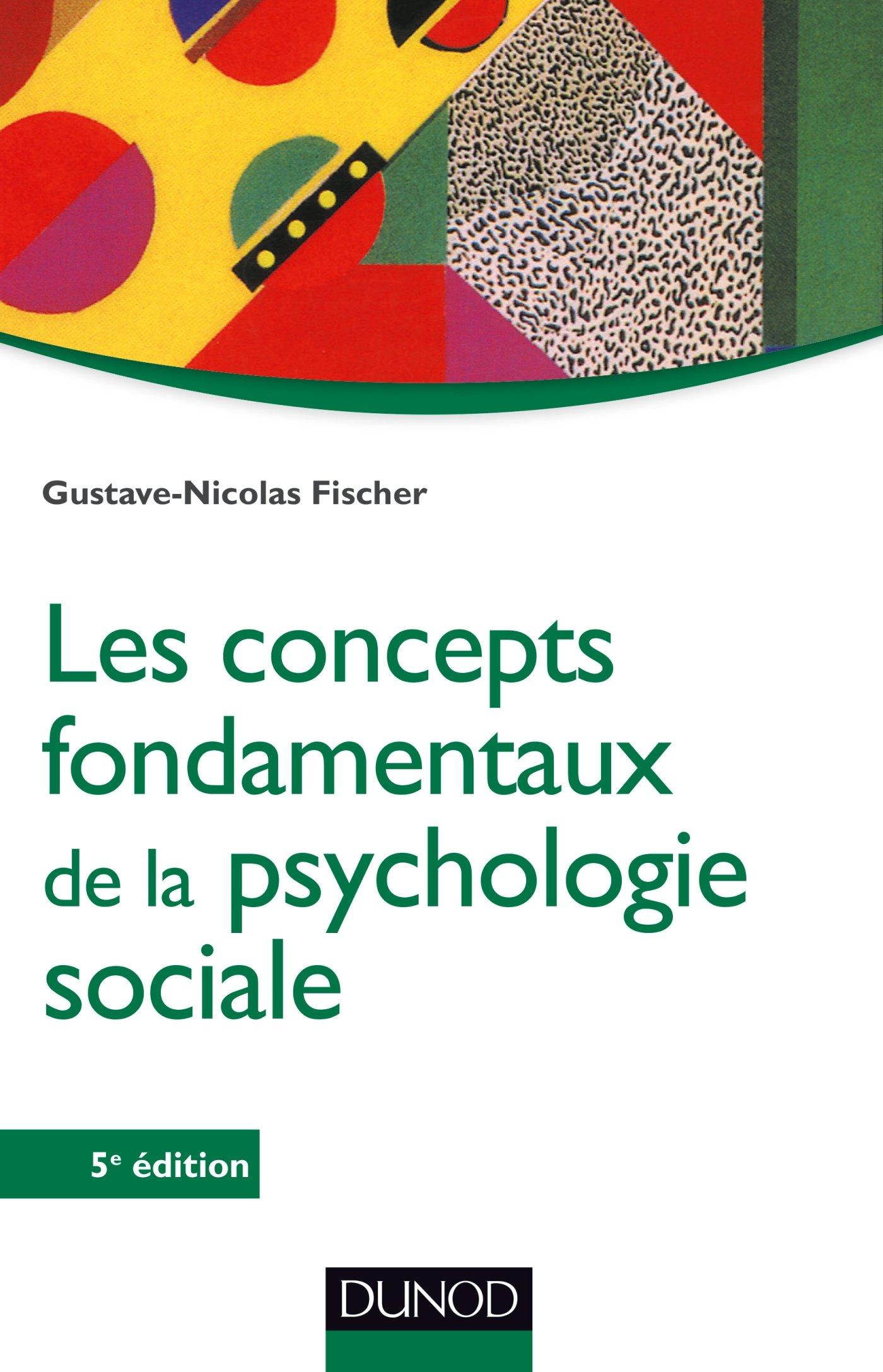 Les concepts fondamentaux de la psychologie social...