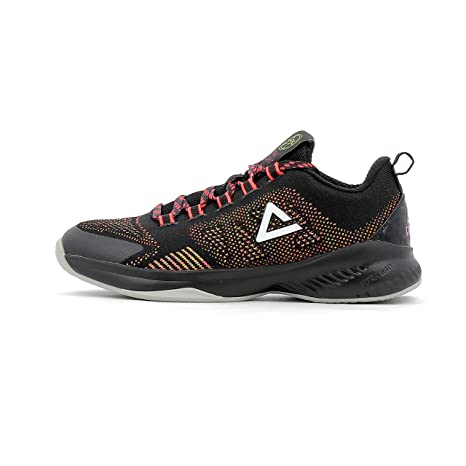 Peak – Ultra Light Negro Basket – Zapatillas Basket, Black / Fluo