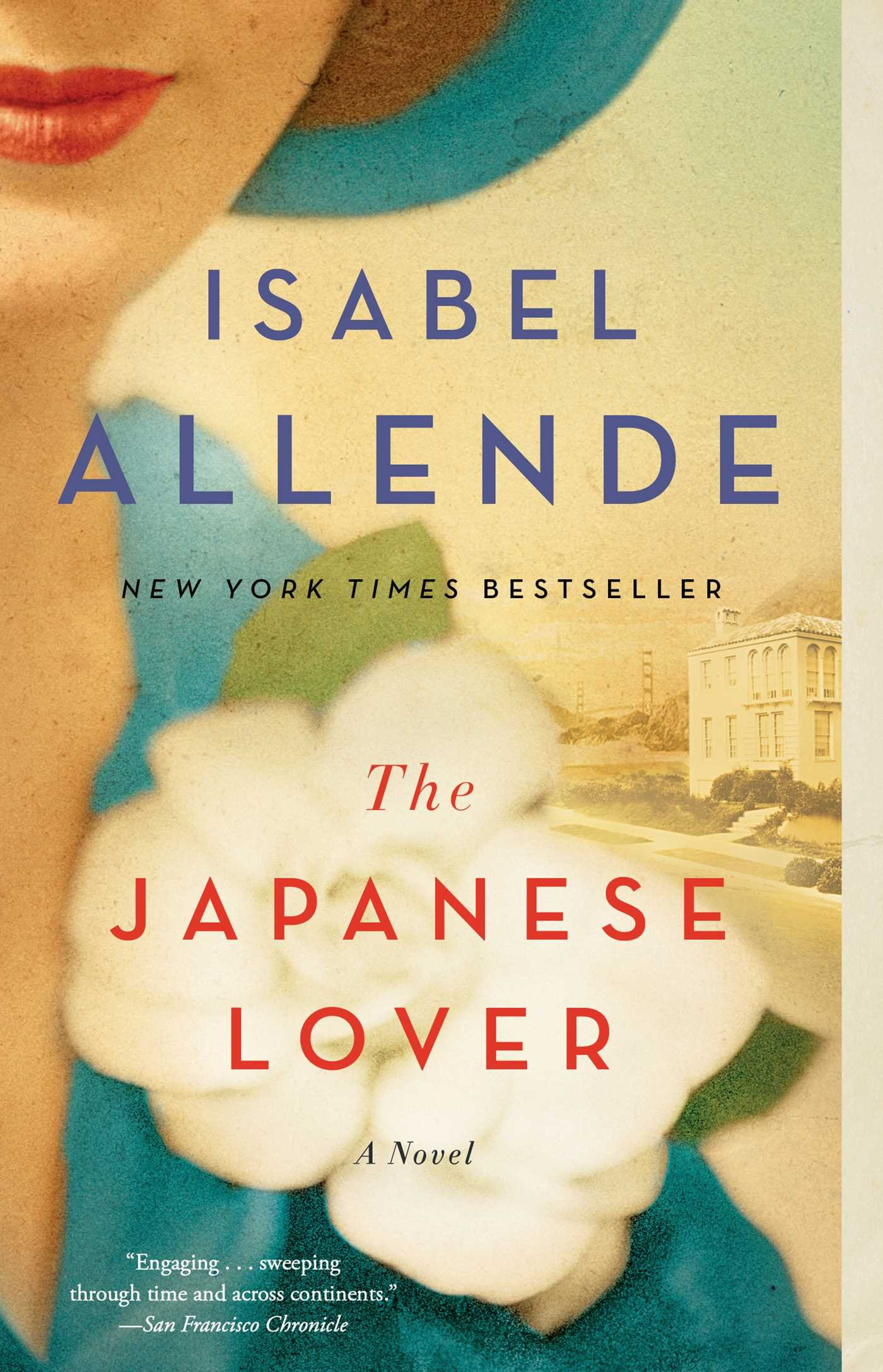 Amazon: The Japanese Lover: A Novel (9781501116995): Isabel Allende:  Books