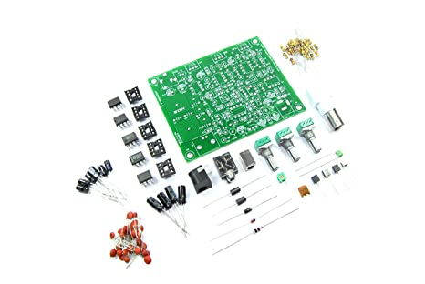 Airband Aviation Receiver Kit Unsoldered VHF DIY 118 to