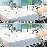 Zukkii Bidet Sprayer for Toilet made of Stainless