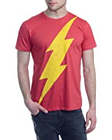 DC Comics Flash Red Color T-Shirt
