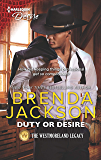 Duty or Desire (The Westmoreland Legacy Book 5)
