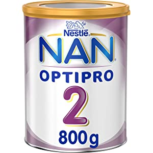 Nestlé NAN OPTIPRO Stage 1, From birth to 6 months, Starter Infant