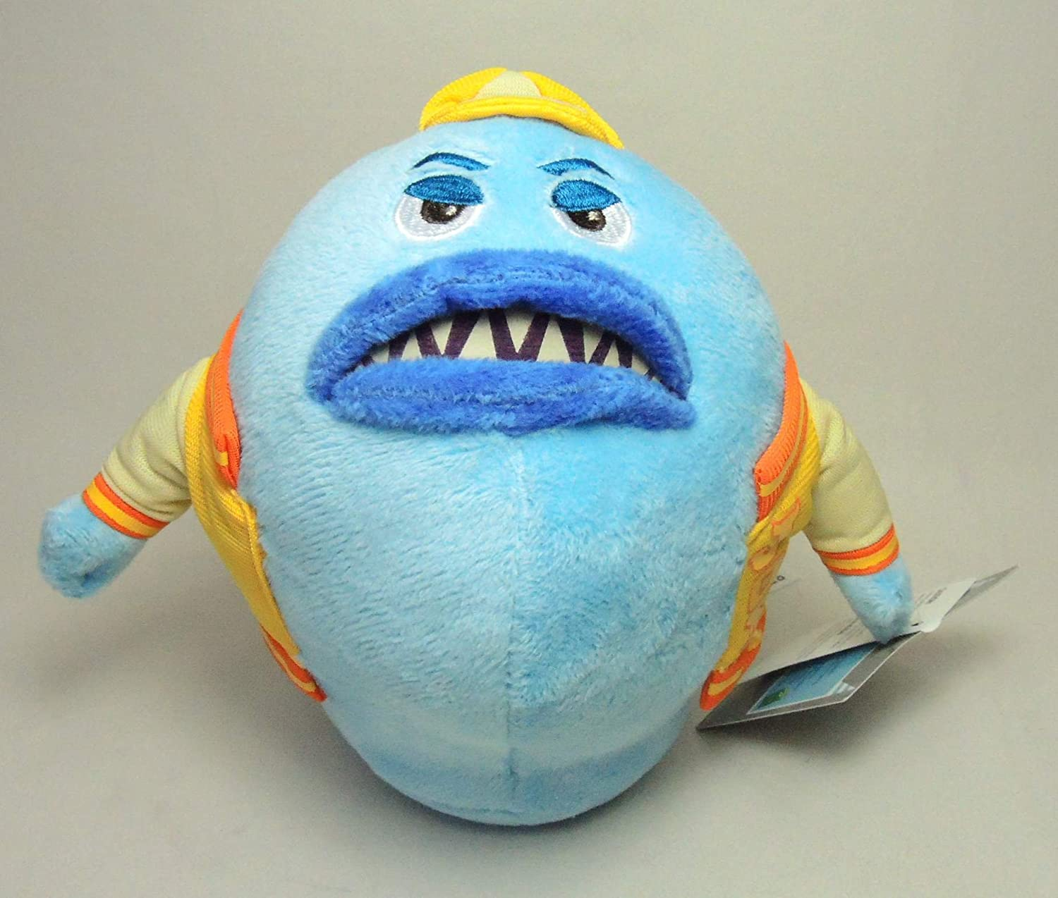 Amazon.com: Disney Baboso Mini Bean Bag Plush - Monsters University - 6 1/2: Toys & Games