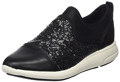 Geox Damen D Ophira B Sneaker