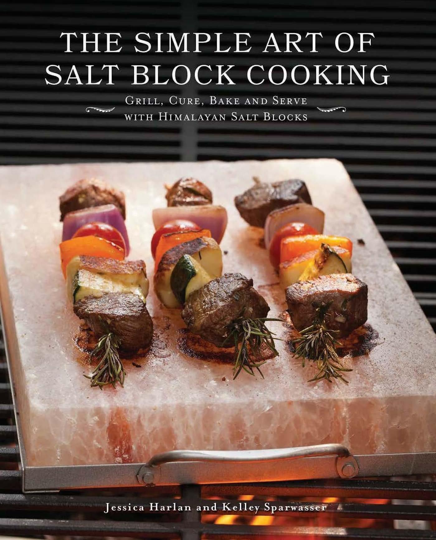 Simple Art Salt Block Cooking product image