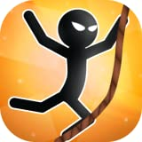 Stickman Rope Star