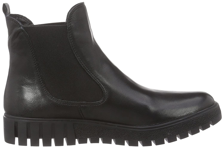 Tamaris Damen 25821 Chelsea Boots Schwarz Black 001 42 Eu Amazon