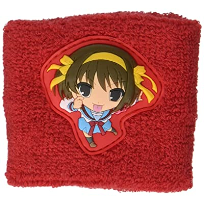 GE Animation Haruhi Pvc Wristband Cool Anime Item