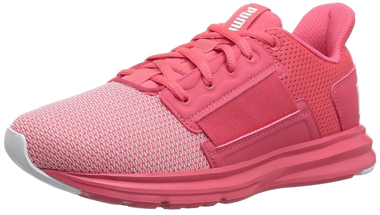 PUMA Women's Enzo Street Wn Sneaker B072KDMDTG 9.5 M US|Paradise Pink-puma White