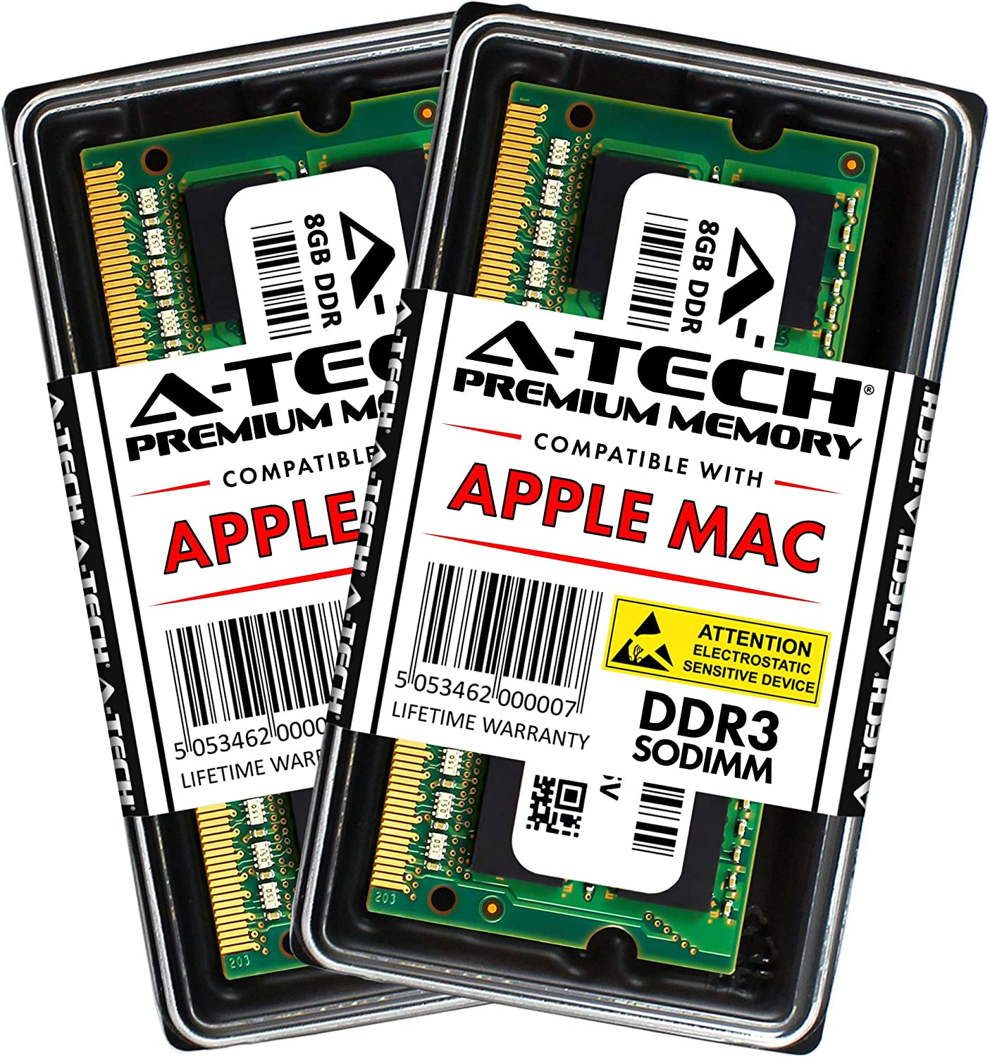 US 8GB 2x4GB PC3-10600 DDR3 1333 MHz SODIMM For iMac Mid-2010 21.5-Inch 27-Inch