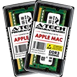 A-Tech for Apple 16GB Memory Ram Kit 2X 8GB PC3-10600 1333MHz MacBook Pro Early Late 2011 iMac Mid 2010 Mid 2011 Late 2011 Mac Mini Mid 2011 A1278 A1286 A1297 A1278 A1311 MC721LL/A MC724LL/A MC701G/A