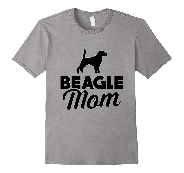 Beagle Mom - Beagle Dog T-Shirt-CL