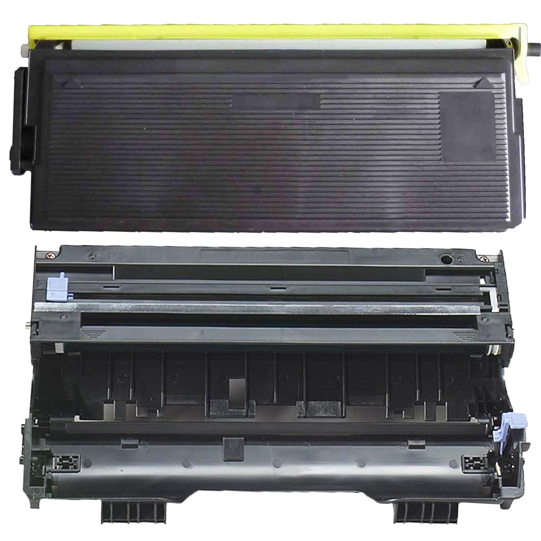 (1 Drum + 1 Toner) Inktoneram® Replacement toner cartridges & drum for Brother TN460 TN430 DR400 Toner Cartridges & Drum replacement for Brother DR-400 TN-460 TN-430 Set DCP-1200 DCP-1400 HL-1030 HL-1230 HL-1240 H