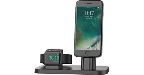 Beacoo Apple Watch and iPhone Charging Station and Dock only $8.99