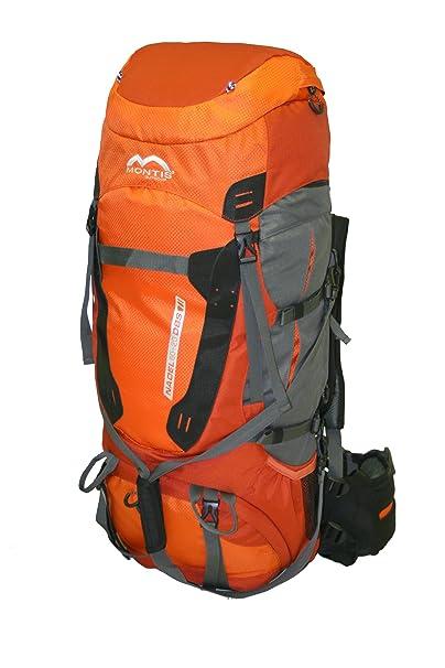 ef640b29d7 MONTIS NADEL 60+20 - Sac à dos - Sac - Trekking - 80L - NOUVAUTÉ:  Amazon.fr: Sports et Loisirs