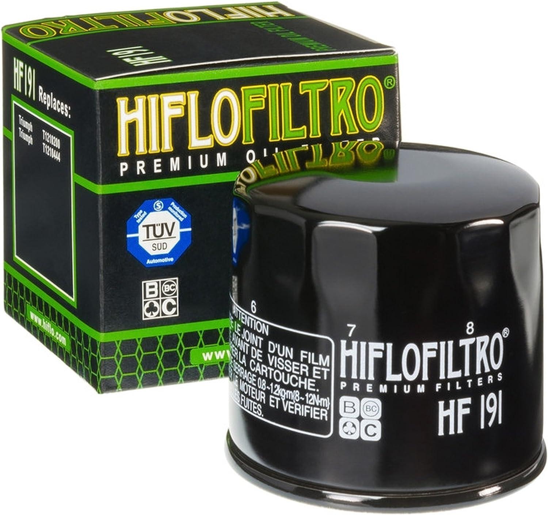 Hiflo 3x /Ölfilter Speed Four 600 2002-2005 HF191