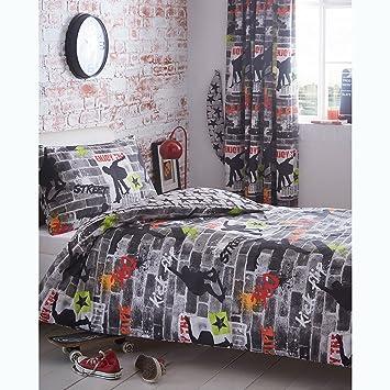 Kidz Club Jugendliche Einzelbett Bettbezug Und Kissenbezüge