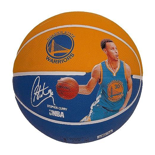 3 opinioni per Spalding NBA, Pallone da basket, 83343, Gold/Blue